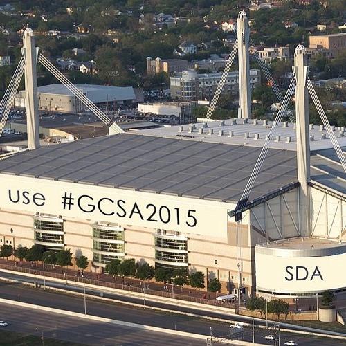 Bild zum Weblog Generalkonferenz 2015 in San Antonio - Tag 1