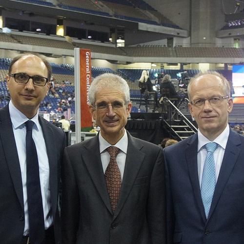 Bild zum Weblog Vorstandsteam der Inter-Europäischen Division