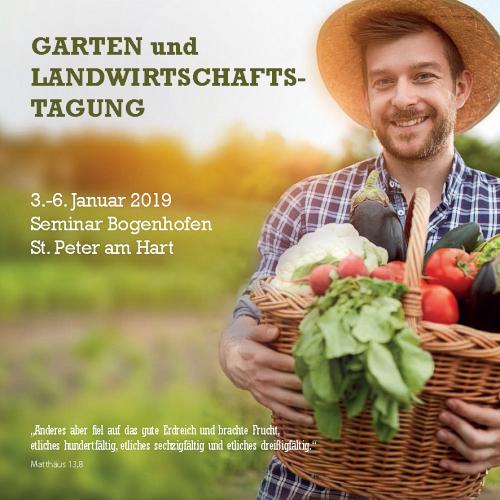 Bild zum Weblog Adventistische Garten- und Landwirtschaftstagung