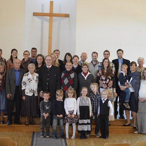 Bild zum Weblog 100 Jahre Adventgemeinde Voitsberg