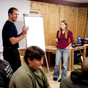 Bild zum Weblog Motivierte Jugendleiter - motivierte Jugendgruppen