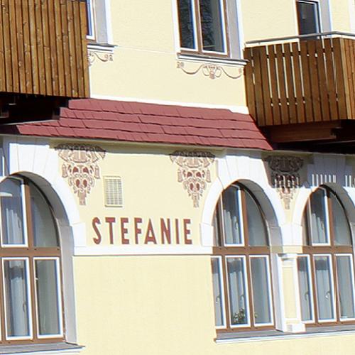 Bild zum Weblog Das Haus Stefanie hat eine eigene Webseite!