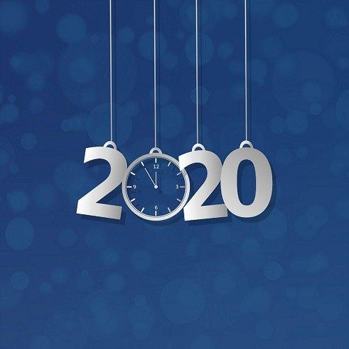 Bild zum Weblog Alles Gute für 2020!