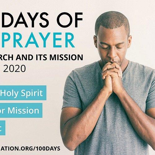 Bild zum Weblog 100 Tage des Gebets