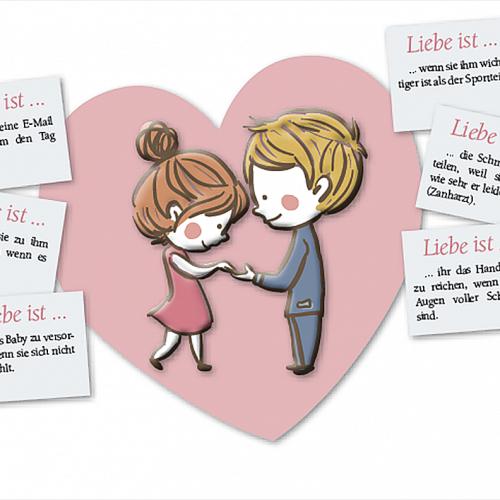 Bild zum Weblog Liebe ist ... ein Tunwort!