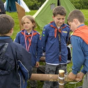 Bild zum Weblog ADWA-Pfingstlager Zellhof - Teil 1 (FR+SA)