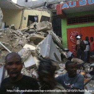 Bild zum Weblog Erdbeben Haiti