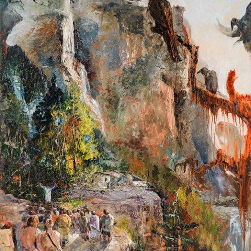 Bild zum Weblog Die Urchristen - Der steinige Weg