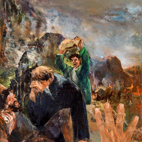Bild zum Weblog Die Schlacht - Zwinglis Tod