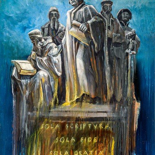 Bild zum Weblog Die großen Fünf - Das Erbe der Reformation