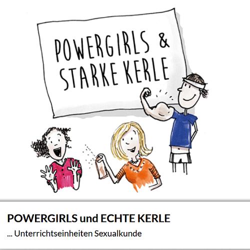 Bild zum Weblog Power Girls und starke Kerle