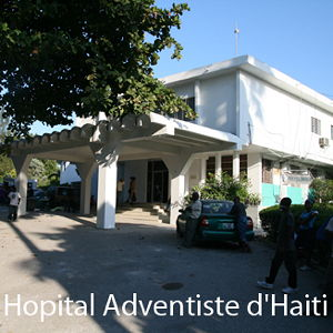 Bild zum Weblog Haiti: 304 Adventisten tot, 600 verletzt