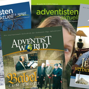 "Bild zum Weblog ""Adventist World"" in 18 Sprachen"
