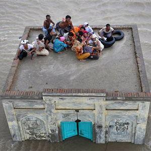 Bild zum Weblog Flutkatastrophe in Pakistan