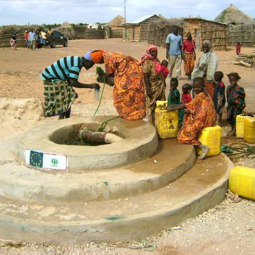 Bild zum Weblog Hilfe gegen den Hunger in Ostafrika