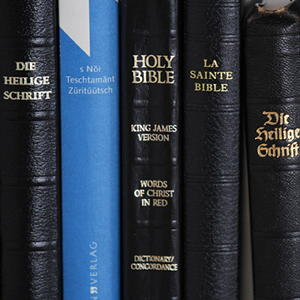 Bild zum Weblog In 39 Monaten durch die Bibel
