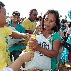 Bild zum Weblog Philippinen – Hilfe nach Taifun Haiyan