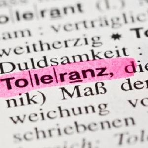 Bild zum Weblog Sieg der Toleranz oder Diktatur der Toleranten?