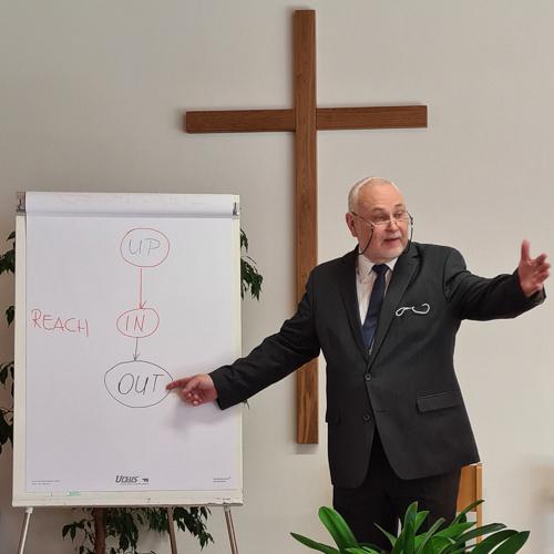 Bild zum Weblog Gemeindewochenende mit Ewald Jurak