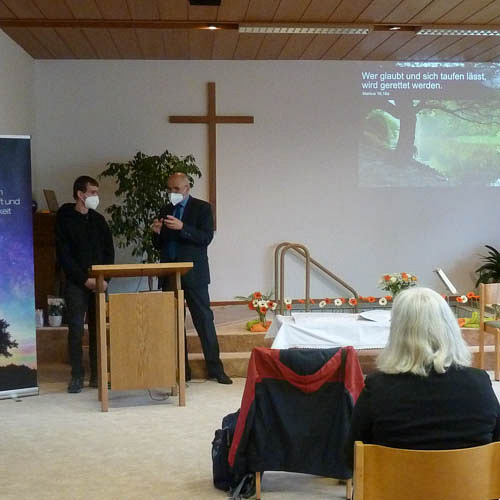 Bild zum Weblog Taufgottesdienst