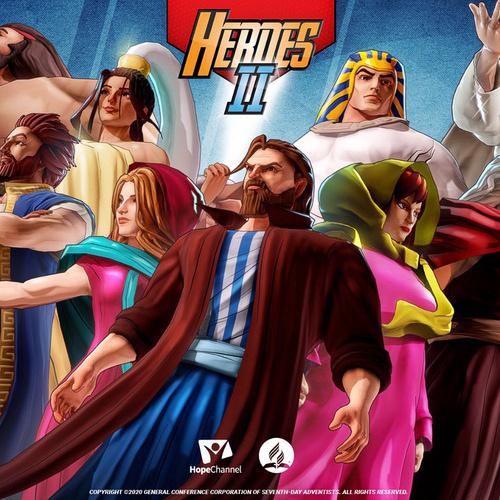 Bild zum Weblog Heroes 2 veröffentlicht