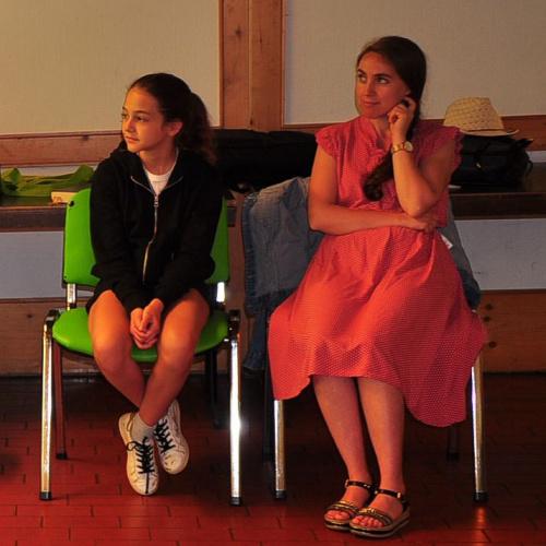 Bild zum Weblog Gemeindewochenende in Annaberg
