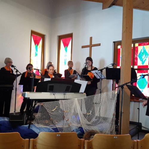 Bild zum Weblog Musikgottesdienst