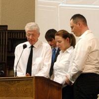 Bild zum Weblog Taufe von Jan und Natalie