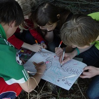 Bild zum Weblog Bezirks-Teenietreffen in Hohenau im Waldviertel