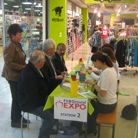 Bild zum Weblog Fit&Gesund-Expo im EKZ-Cyta in Völs, 29. und 30. März