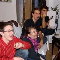 Bild zum Weblog Jugendtreffen - Endlich geht es nach der Sommerpau