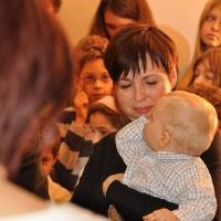 Bild zum Weblog Ein besonderer Gottesdienst mit Kindersegnung