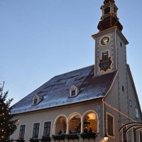 Bild zum Weblog Glockenspiel am Mödlinger Stadtplatz