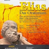 Bild zum Weblog Elias - das Oratorium
