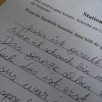 Bild zum Weblog Gedichte vom Teenie Lager in Selker