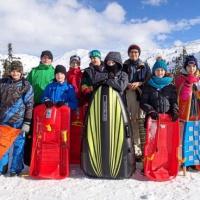 Bild zum Weblog Frühlingshaftes Winterlager