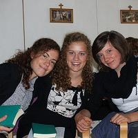 Bild zum Weblog erster Gottesdienst