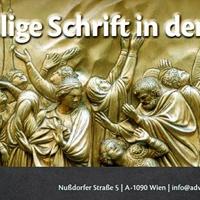 Bild zum Weblog Die Heilige Schrift in der Kunst