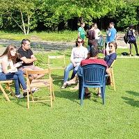 Bild zum Weblog Outreach am Jugendsabbat