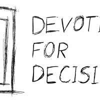 Bild zum Weblog Andachten für Entscheidungen!