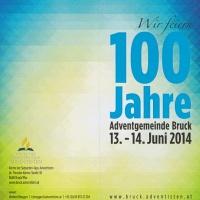 Bild zum Weblog Feierlichkeiten 100 Jahre Adventgemeinde Bruck/Mur