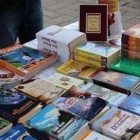 Bild zum Weblog Büchertisch