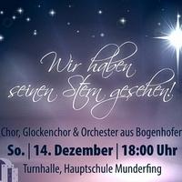 Bild zum Weblog Stimmungsvolles Adventkonzert in Munderfing