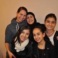 Bild zum Weblog Integrationsprojekt: Kinder mit ihren Familien