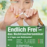 Bild zum Weblog Endlich Frei-das Nichtraucherseminar