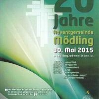 Bild zum Weblog Gemeinde Mödling: 20-Jahr-Feier