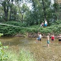 Bild zum Weblog ADWA: Wir bauen eine Seilbahn