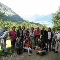 Bild zum Weblog Ausflug auf die Stallenalm