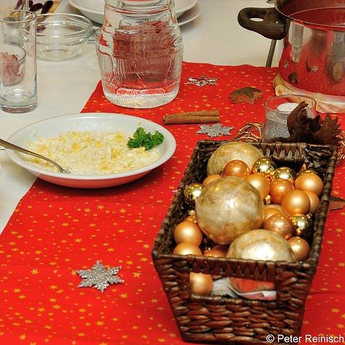 Bild zum Weblog Gesundheitsclub - Frohes Fest! Froher Magen?