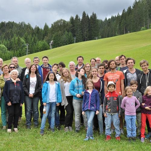 Bild zum Weblog Gemeinde-Wochenende in Lackenhof am Ötscher